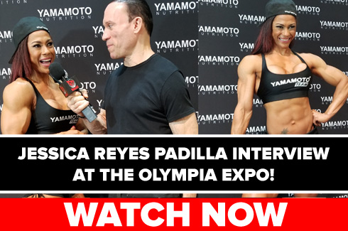 jessica reyes padilla olympia interview