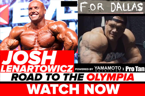 josh lenartowicz interview dallas mccarver