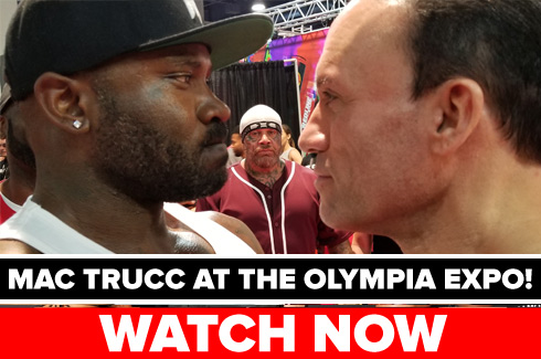 mac trucc interview olympia 2017