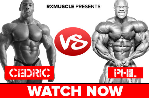 phil heath vs cedric mcmillan