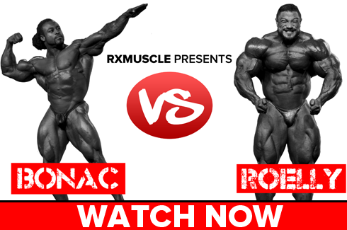 william bonac vs roelly winklaar rxmuscle