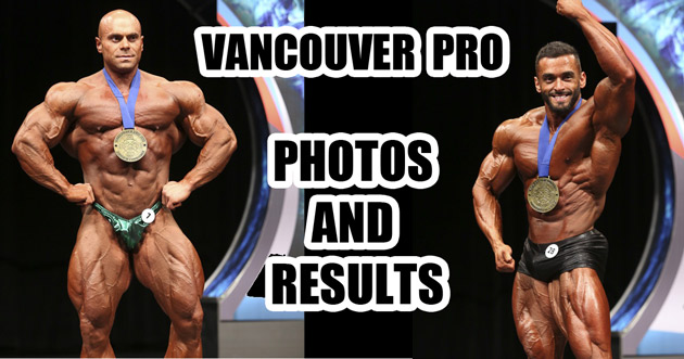 Vancouver 2018 photos results