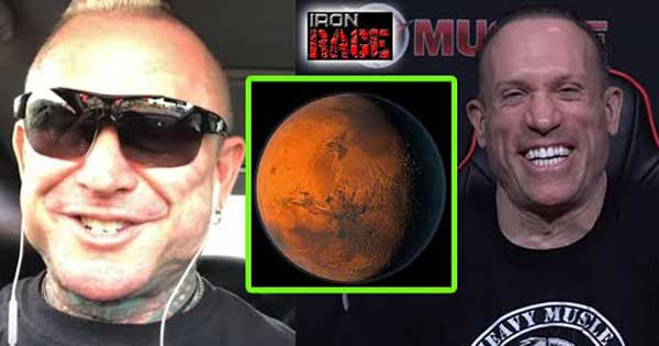 LEE PRIEST MOVING TO MARS