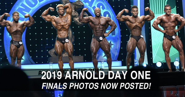 arnold19 finals photos