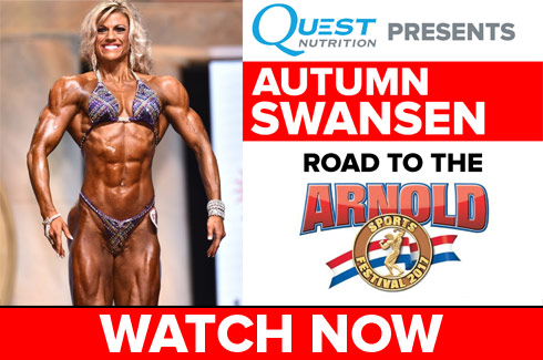 autumn swansen interview before arnold classic 2017