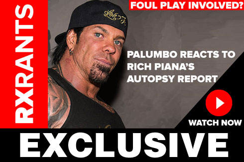 rich piana autopsy report foul play
