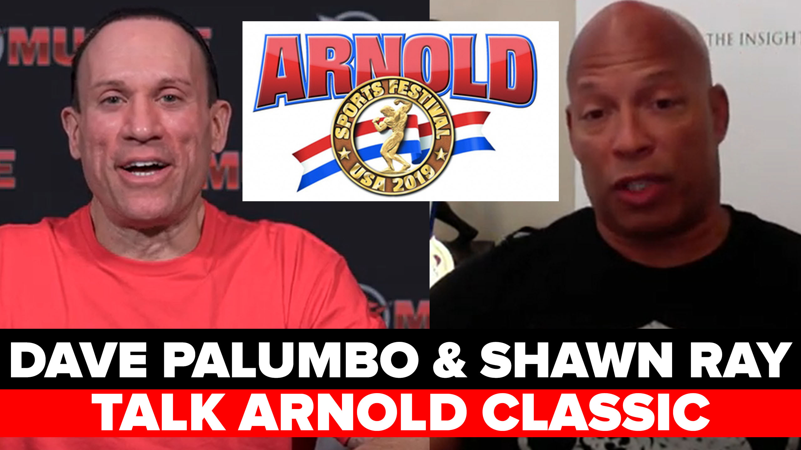 arnold classic 2019 competitor list