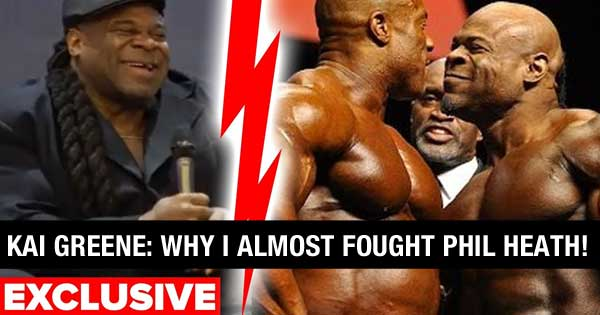 kai greene why i almost