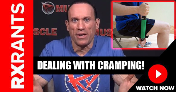 DEALING WITH CRAMPING