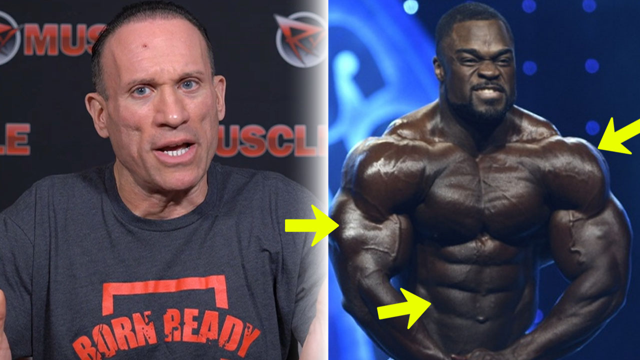 brandon curry analysis arnold classic 2019
