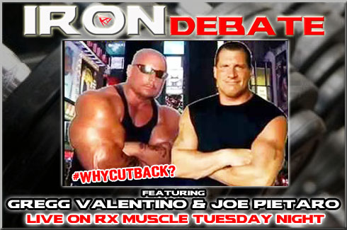 You are watching iron debate� width=