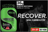 Recover with Carbolyze