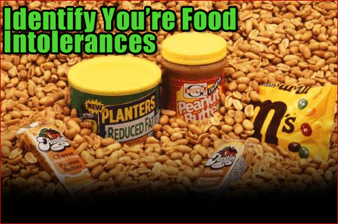 Indentify food intolerances alergies