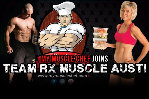 My Muscle Chef Rx Muscle Australia