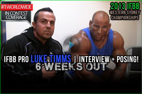 ifbb pro luke timms interview michael galley europa dallas