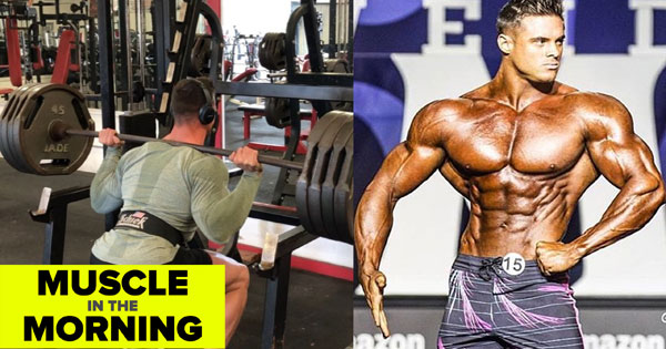 muscle in the morning logan franklin leg workout
