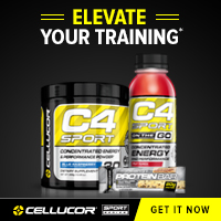 Click here to learn more about Cellucor C4 Sport Pre-Workout