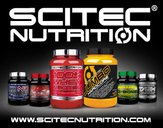 Checkout Scitec Nutrition