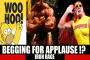 BEGGING FOR APPLAUSE: IRON RAGE