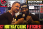 CT Fletcher At The 2016 BodyPower Expo!