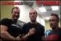 Tony Hughes, Dave Palumbo and Derik Farnsworth In California!