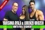 Heavy Muscle TV Show #92 Segment: IFBB Pros Yarishna Ayala & Lorenzo Orozco On HMTV!