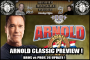 Heavy Muscle Radio (2/8/16) Arnold Classic lineup preview plus Bros vs Pros 26 update!