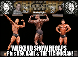 Heavy Muscle Radio (6/27/16) Weekend Show Recaps Plus Bros vs Pros 28 Wrap Up!