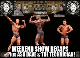 Heavy Muscle Radio (6/27/16) Weekend Show Recaps Plus Bros vs Pros 28 Wrap Up!