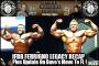 Heavy Muscle Radio (10/31/16) Ferrigno Legacy Classic Recap & More!