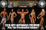 Heavy Muscle Radio (11/14/16) Pre NPC Nationals Weekend! And The Presidential Cabinet!