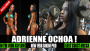 New IFBB Bikini Pro Adrienne Ochoa In The Iron Asylum!