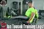 Jan Tousek Training Legs!