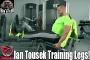 Jan Tousek Training Legs!