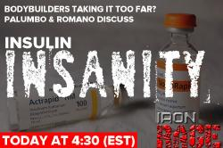 Insulin Insanity - Iron Rage - 6/14/16