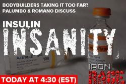 Insulin Insanity - Iron Rage - 6/14/16