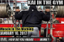 KAI GREENE IN THE GYM! - Muscle In The Morning January 10, 2017