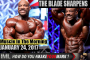 SHARPENING THE BLADE! - Muscle In The Morning January 24, 2017