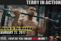 RYAN TERRY IN ACTION! - Muscle In The Morning January 27, 2017