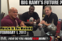 BIG RAMY'S FUTURE?! - Muscle In The Morning February 1, 2017