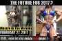 THE FUTURE FOR 2017! - Muscle In The Morning February 27, 2017