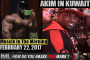 AKIM IN KUWAIT! - Muscle In The Morning February 22, 2017