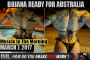 BOJANA READY FOR AUSTRALIA! - Muscle In The Morning March 7, 2017