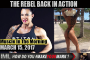 REBEL BACK IN ACTION ! - Muscle In The Morning March 15, 2017