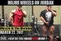 MAJOR WHEELS ON JORDAN ! - Muscle In The Morning March 22, 2017