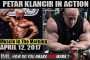 PETAR KLANCIR IN ACTION! - Muscle In The Morning April 12, 2017