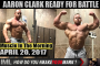 AARON CLARCK READY FOR BATTLE! - Muscle In The Morning April 20, 2017