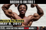 BREON IS ON FIRE- Muscle In The Morning May 8, 2017