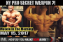 NY PRO SECRET WEAPON?! - Muscle In The Morning May 15, 2017