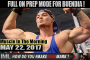 BUENDIA ON PREP MODE! - Muscle In The Morning May 22, 2017